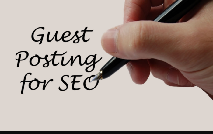 A Guide to Guest Posting